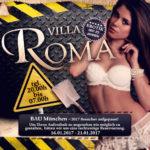 Erst die Info, dann das Vergnügen – von der Bau ins Roma!